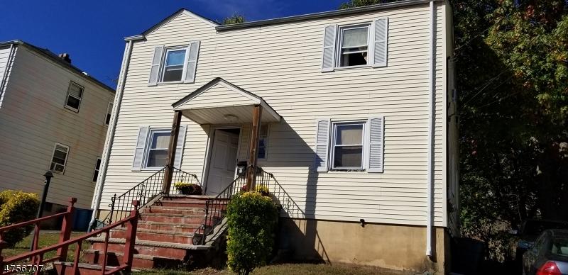 Maison unifamiliale pour l à louer à 60 6th Avenue Passaic, New Jersey 07055 États-Unis