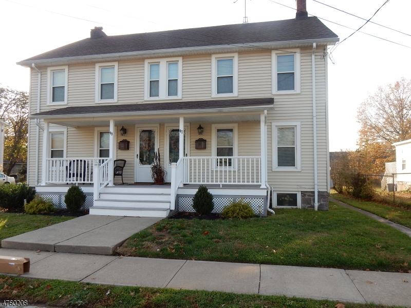 Single Family Home for Rent at 47 Brown Street Flemington, New Jersey 08822 United States