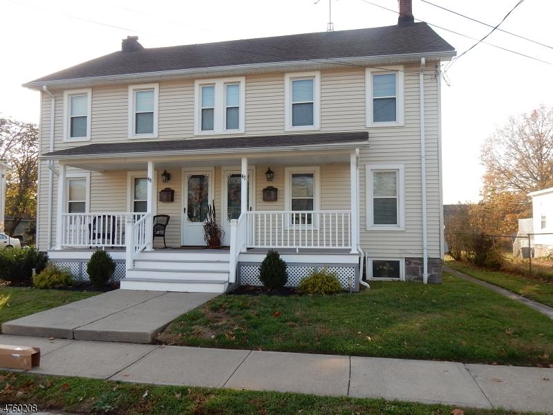 Maison unifamiliale pour l à louer à 47 Brown Street Flemington, New Jersey 08822 États-Unis