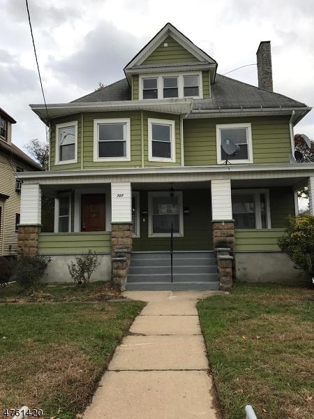 Maison unifamiliale pour l à louer à 727-29 CARLTON Avenue Plainfield, New Jersey 07060 États-Unis
