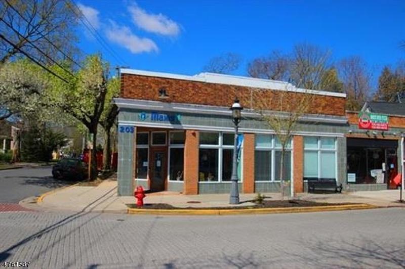 商用 のために 売買 アット 203 Main Street 203 Main Street Metuchen, ニュージャージー 08840 アメリカ合衆国