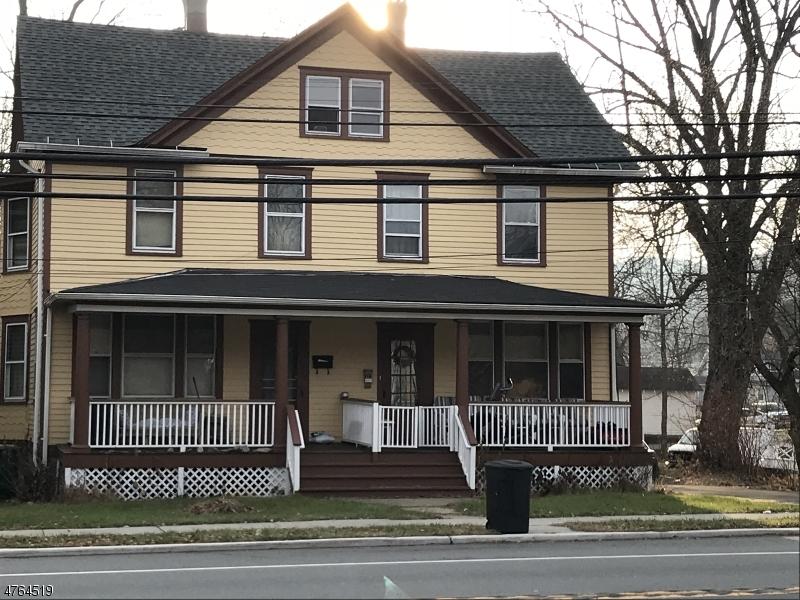 Casa Multifamiliar por un Venta en 62 Main Street Hackettstown, Nueva Jersey 07840 Estados Unidos