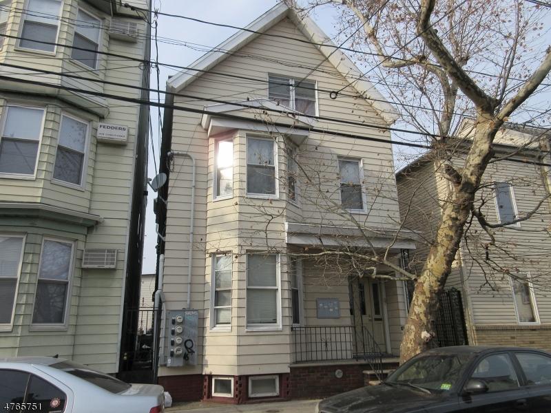 Multi-Family Home for Sale at 167 Van Buren Street Newark, New Jersey 07105 United States