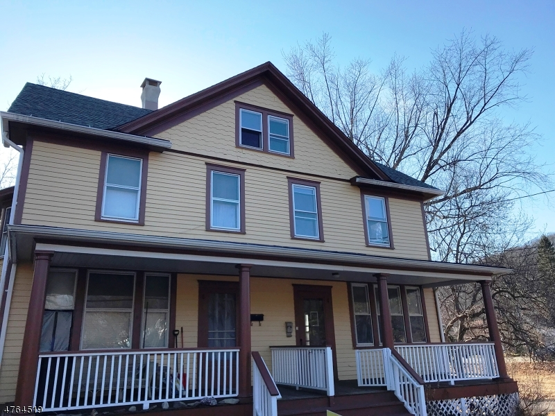 Multi-Family Home for Sale at 62 Main Street Hackettstown, New Jersey 07840 United States