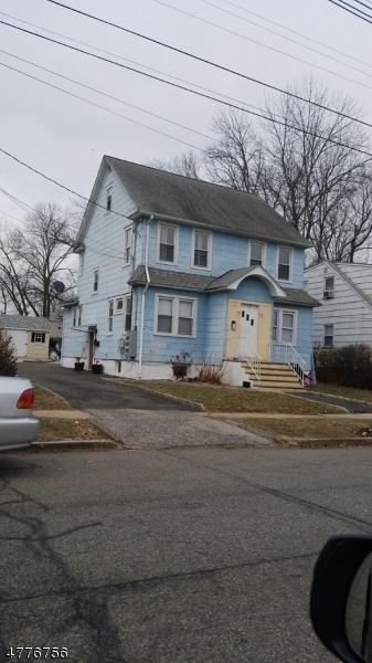 Casa Multifamiliar por un Venta en 1126 Thompson Avenue Roselle, Nueva Jersey 07203 Estados Unidos