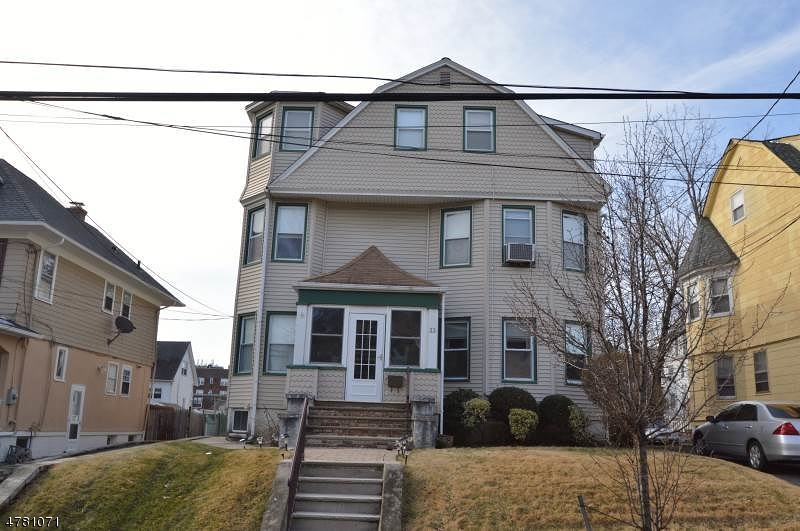 Multi-Family Home for Sale at 33 Van Houten Place 33 Van Houten Place Belleville, New Jersey 07109 United States