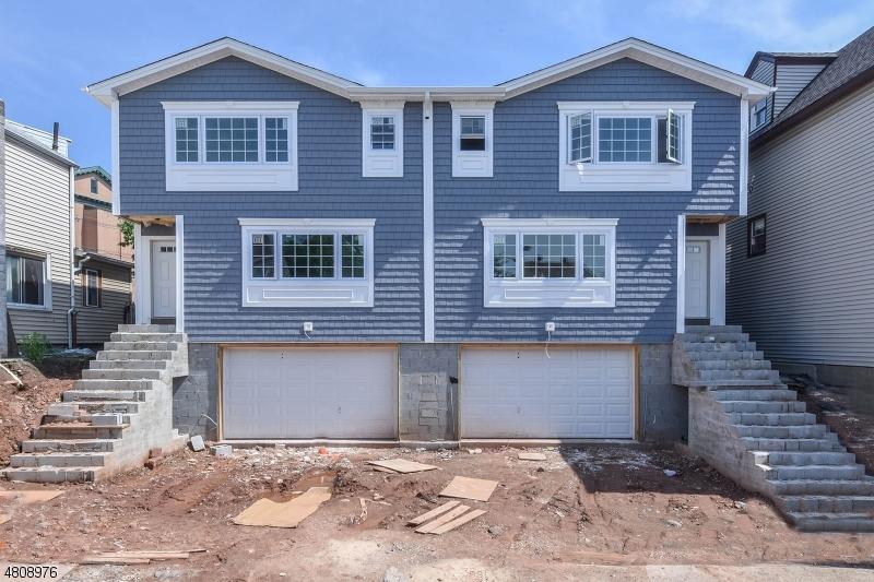 Casa Multifamiliar por un Venta en 7 TAPPAN Street Kearny, Nueva Jersey 07032 Estados Unidos