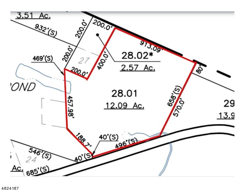獨棟家庭住宅 為 出售 在 933 OWASSA Road Stillwater, 新澤西州 07860 美國