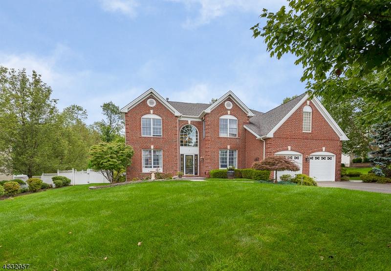 Enfamiljshus för Försäljning vid 7 FERNWOOD Court Mount Olive, New Jersey 07836 Usa