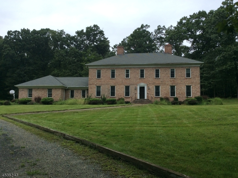 Single Family Home for Sale at 5 DEER RUN 5 DEER RUN Blairstown, New Jersey 07825 United States
