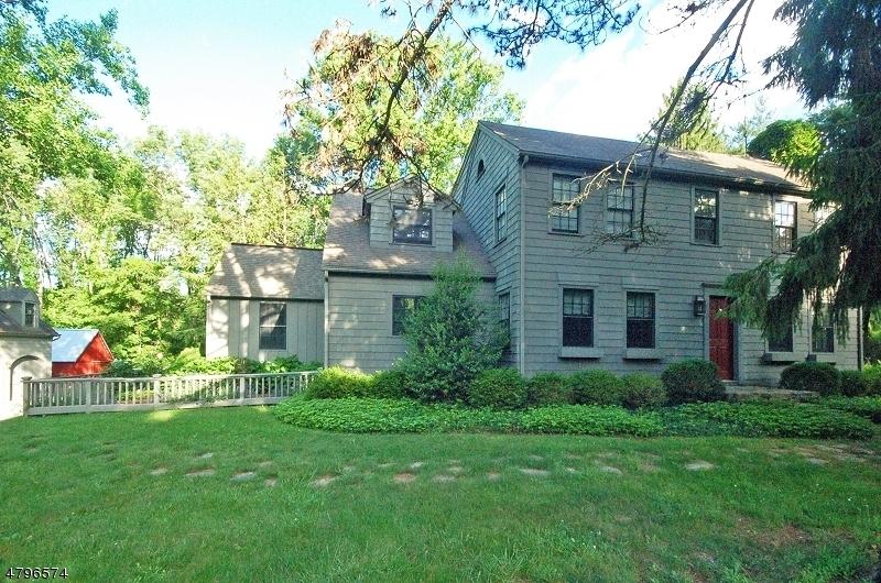 Enfamiljshus för Försäljning vid 9 PICKLE Road Washington, New Jersey 07830 Förenta staterna