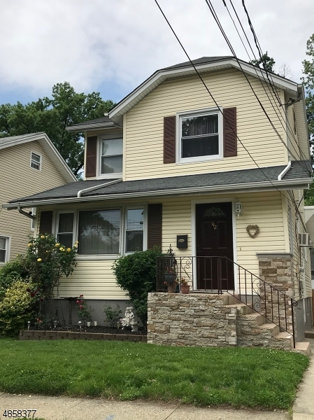 Single Family Home for Sale at 142 4TH Street Ridgefield Park, New Jersey 07660 United States