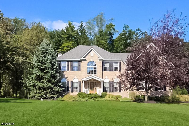 Enfamiljshus för Försäljning vid 3 HARTLEY Court Milford, New Jersey 08848 Förenta staterna