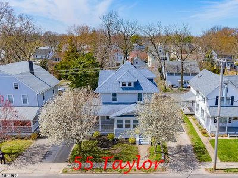 Multi-Family Home for Sale at 55 TAYLOR Avenue Manasquan, New Jersey 08736 United States