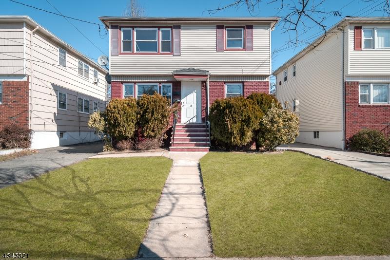 Многосемейный дом для того Продажа на 604 ROSELLE Street Linden, Нью-Джерси 07036 Соединенные Штаты