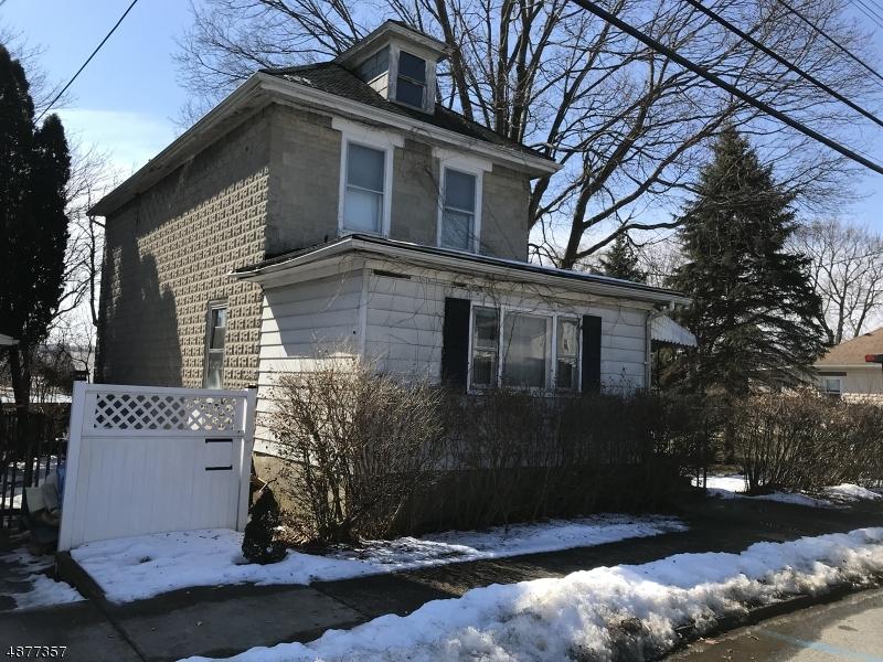 Casa Unifamiliar por un Venta en 231 E CENTRAL Avenue Alpha, Nueva Jersey 08865 Estados Unidos