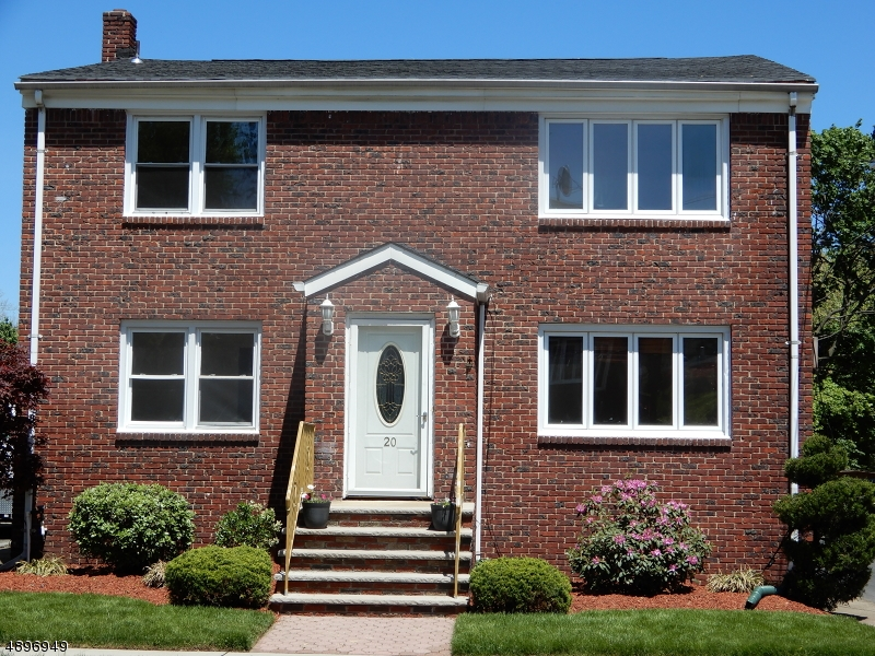 Multi-Family Home for Sale at Belleville, New Jersey 07109 United States