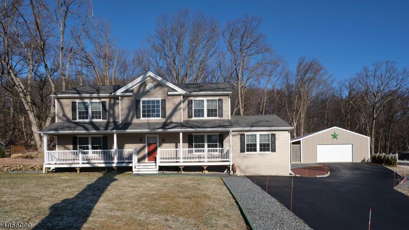 Single Family Homes por un Venta en 417 JANES CHAPEL Road Mansfield, Nueva Jersey 07863 Estados Unidos