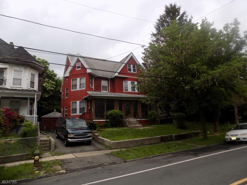 Частный односемейный дом для того Продажа на 99-101 SHANLEY Avenue Newark, Нью-Джерси 07108 Соединенные Штаты