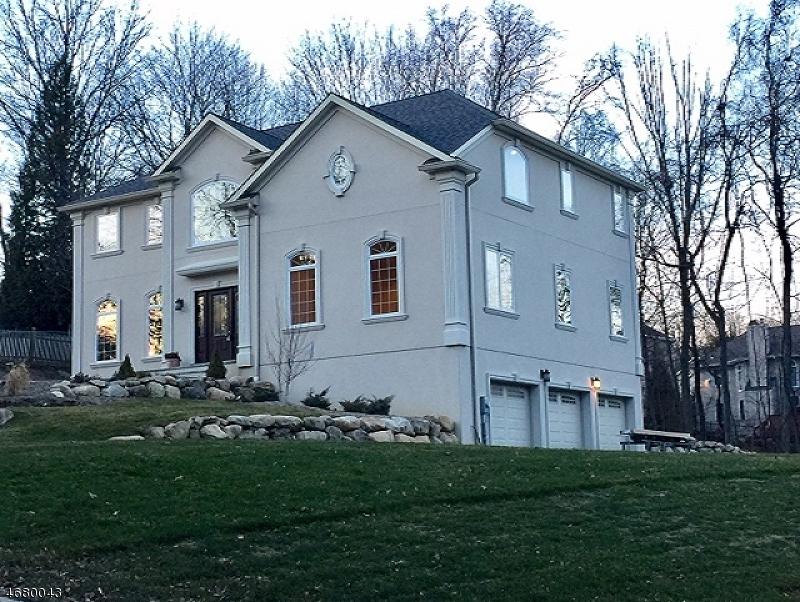 Частный односемейный дом для того Продажа на 5 Biscayne Drive Ramsey, Нью-Джерси 07446 Соединенные Штаты
