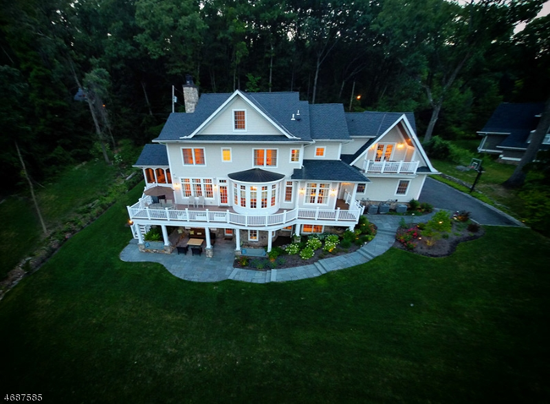 Casa Unifamiliar por un Venta en 104 Laurel Hill Road Mountain Lakes, Nueva Jersey 07046 Estados Unidos