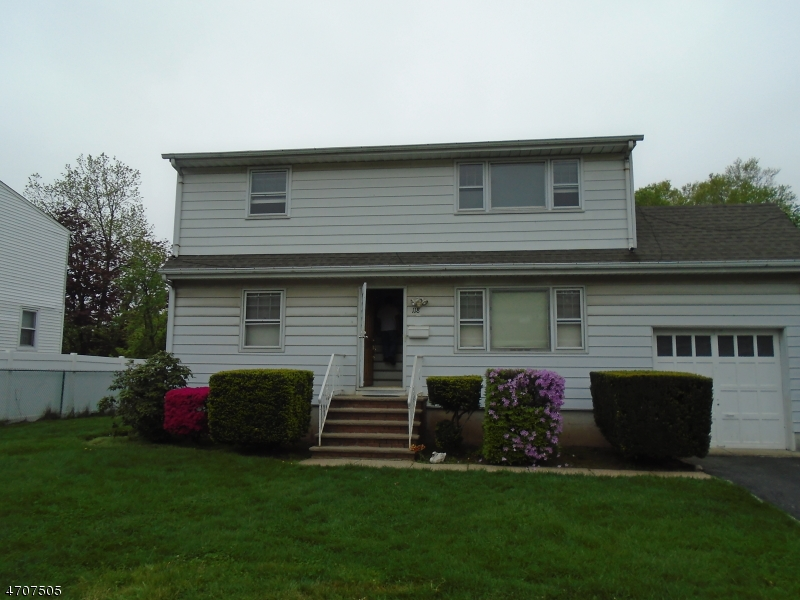 Single Family Home for Rent at 118 Carteret Street Linden, New Jersey 07036 United States