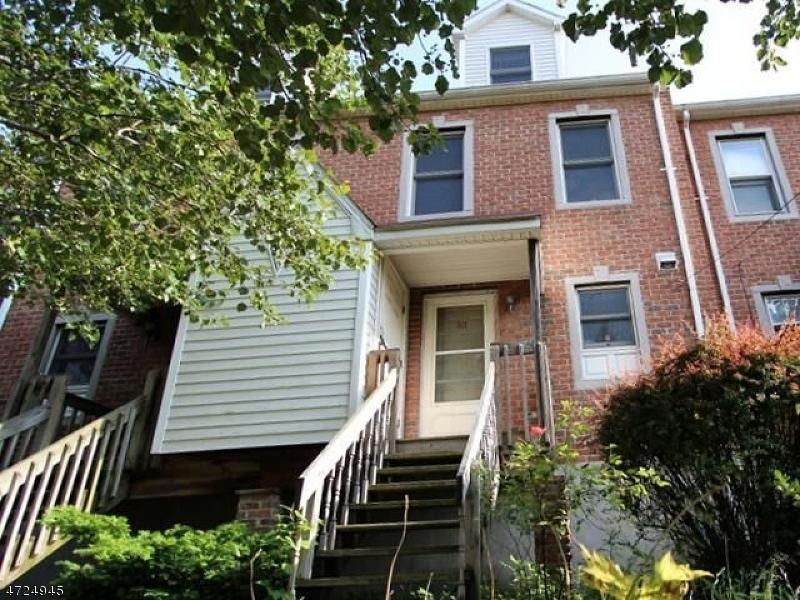 Частный односемейный дом для того Аренда на 311 10th Street Jersey City, Нью-Джерси 07302 Соединенные Штаты