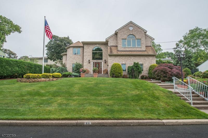独户住宅 为 销售 在 50 Stuart Place Oradell, 新泽西州 07649 美国
