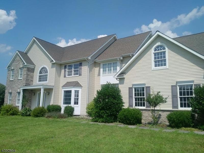 Частный односемейный дом для того Продажа на 356 MECHLIN CORNER ROAD Pittstown, 08867 Соединенные Штаты