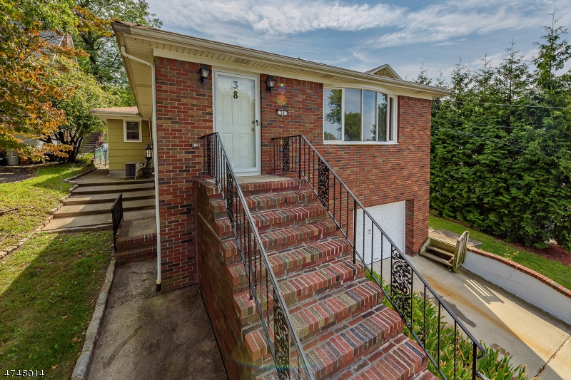 Single Family Home for Sale at 38 S Midland Avenue Kearny, New Jersey 07032 United States