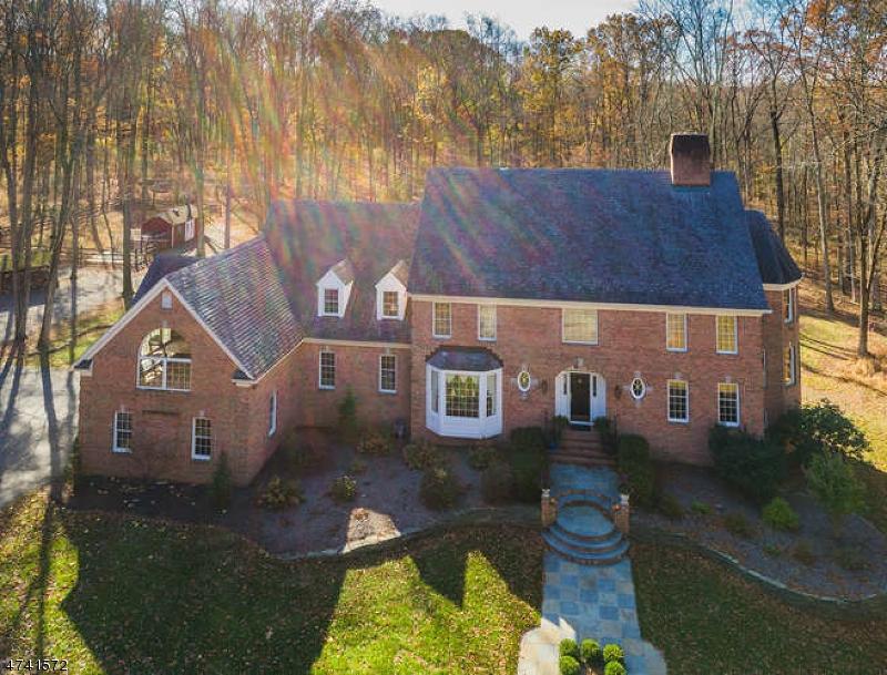 Maison unifamiliale pour l Vente à 107 LOCKTOWN FLEMINGTON Delaware, New Jersey 08822 États-Unis