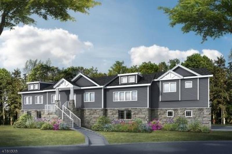 Maison unifamiliale pour l Vente à 5 Mountain Ridge Road Pequannock, New Jersey 07444 États-Unis