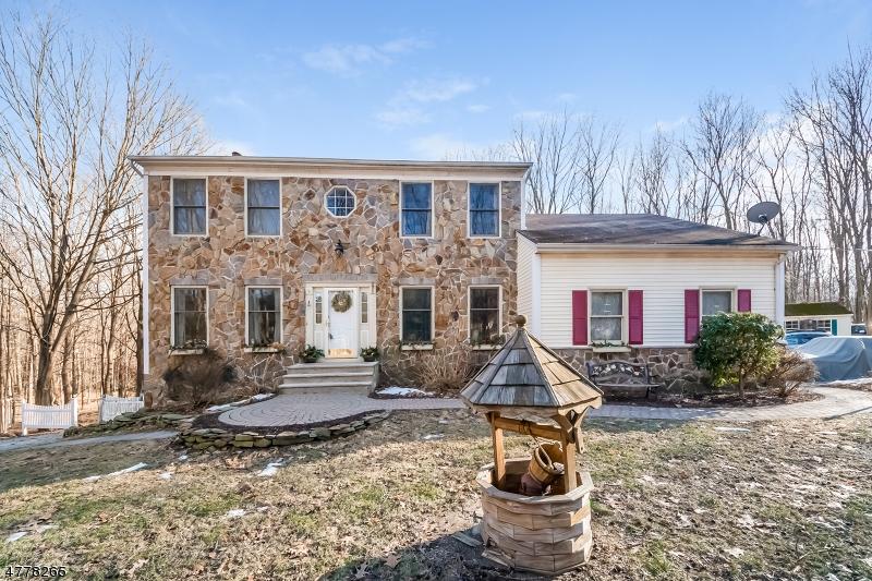 Einfamilienhaus für Verkauf beim 93 Brink Road Wantage, New Jersey 07461 Vereinigte Staaten