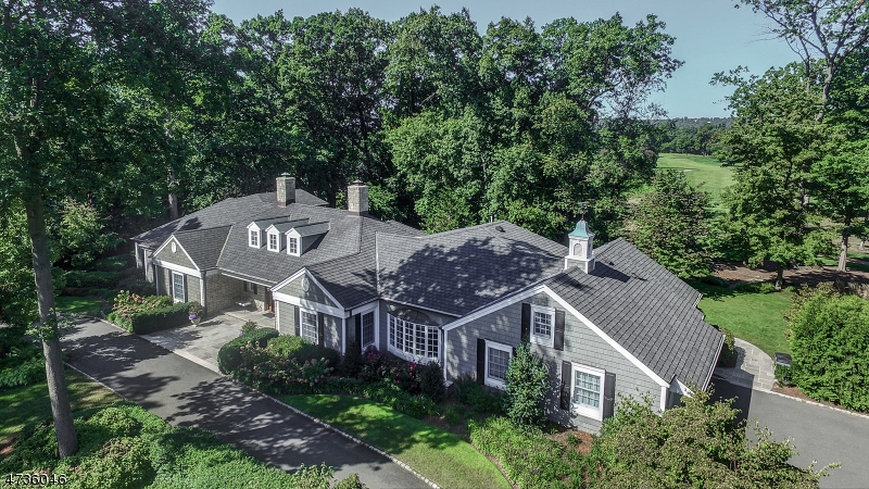 Single Family Home for Sale at 101 Golf Edge Westfield, New Jersey 07090 United States