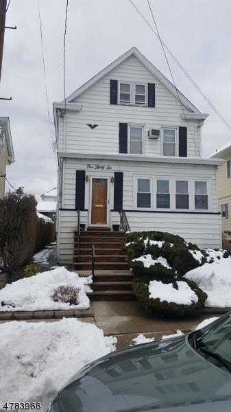 واحد منزل الأسرة للـ Sale في 134 Hadley Avenue 134 Hadley Avenue Clifton, New Jersey 07011 United States