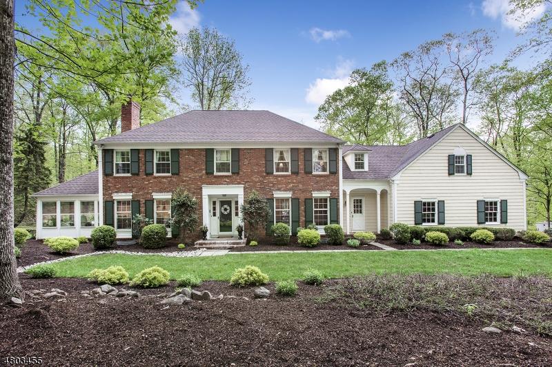 Eensgezinswoning voor Verkoop een t 25 N Gate Road Mendham, New Jersey 07945 Verenigde Staten