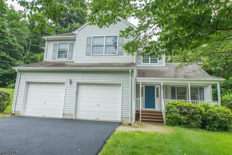 Maison unifamiliale pour l Vente à 12 SYLVIA Place Randolph, New Jersey 07869 États-Unis