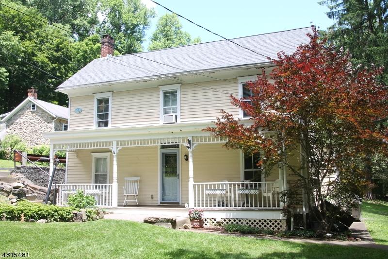 Частный односемейный дом для того Продажа на 98 MINE Road High Bridge, Нью-Джерси 08829 Соединенные Штаты