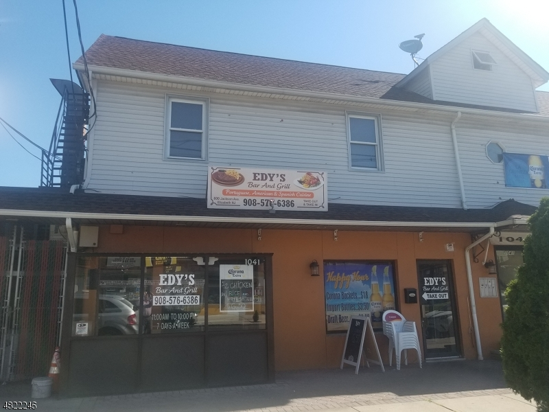 Commercial / Office for Sale at 600 JACKSON AVE 600 JACKSON AVE Elizabeth, New Jersey 07201 United States