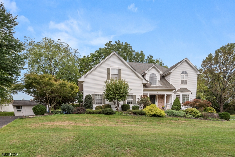 Single Family Home for Sale at Mansfield, New Jersey 07840 United States