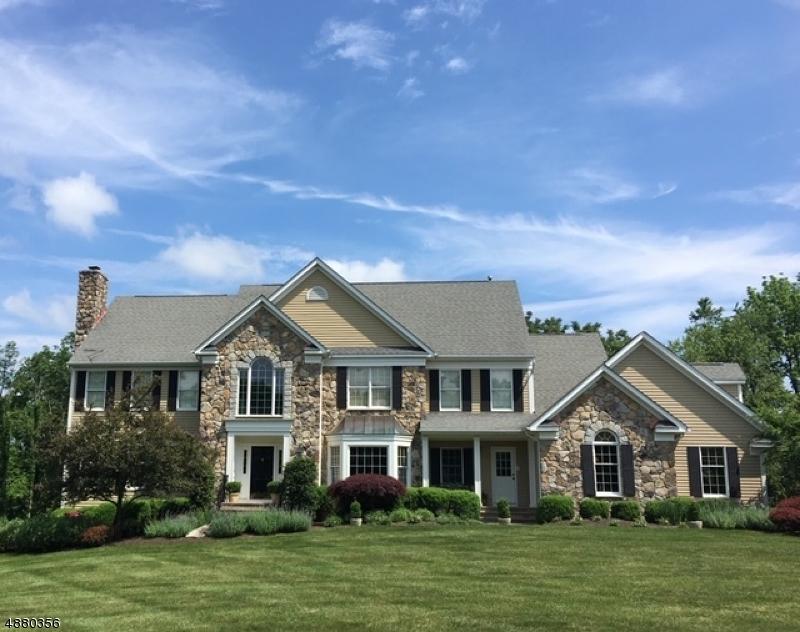 Maison unifamiliale pour l Vente à 3 CHARLES Court Clinton, New Jersey 08801 États-Unis