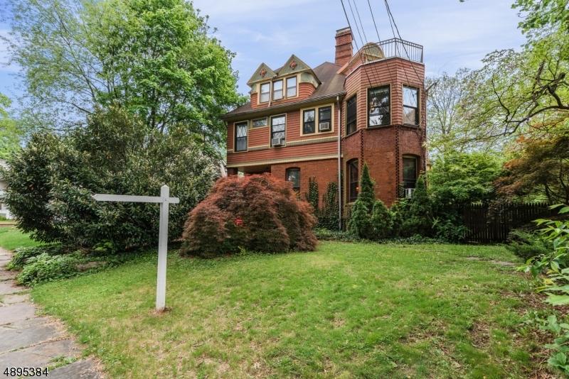 single family homes pour l Vente à North Plainfield, New Jersey 07060 États-Unis