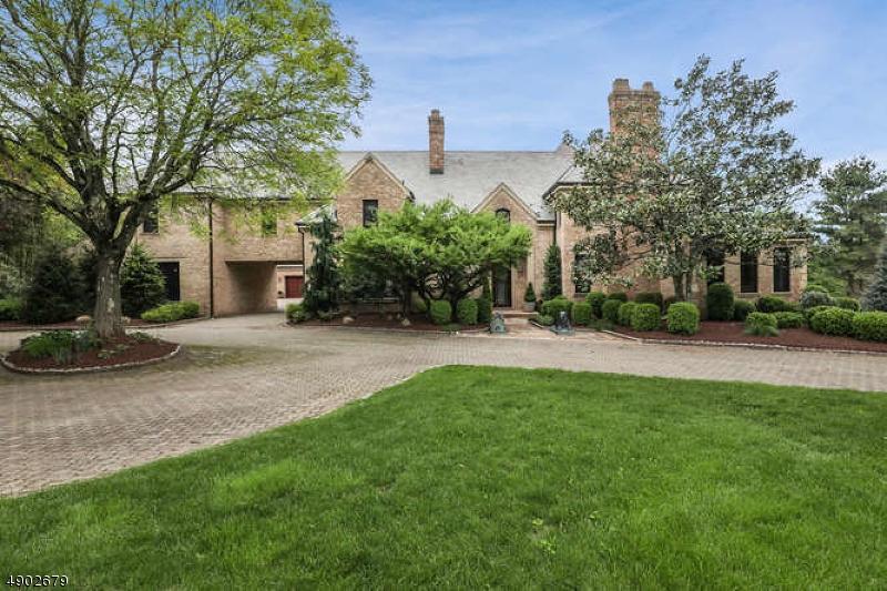 Single Family Homes för Försäljning vid Harding Township, New Jersey 07960 Förenta staterna