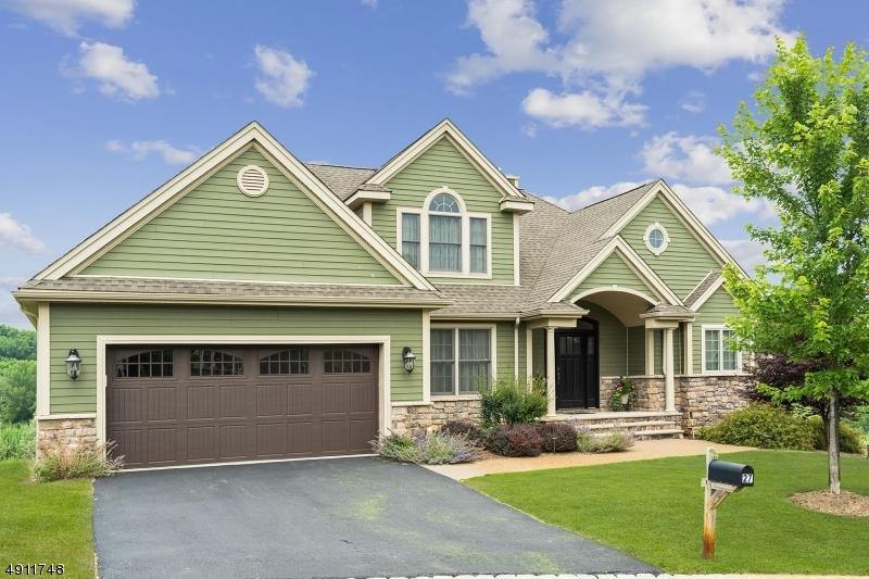 Single Family Homes для того Продажа на Hardyston, Нью-Джерси 07419 Соединенные Штаты