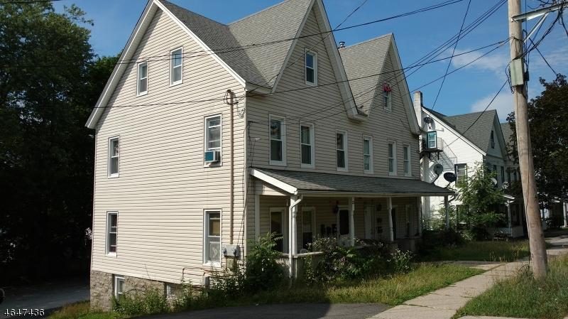 多户住宅 为 销售 在 18-20 SUSSEX Street 牛顿, 新泽西州 07860 美国