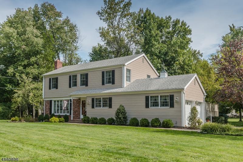 独户住宅 为 销售 在 1975 Winding Brook Way Scotch Plains, 新泽西州 07076 美国