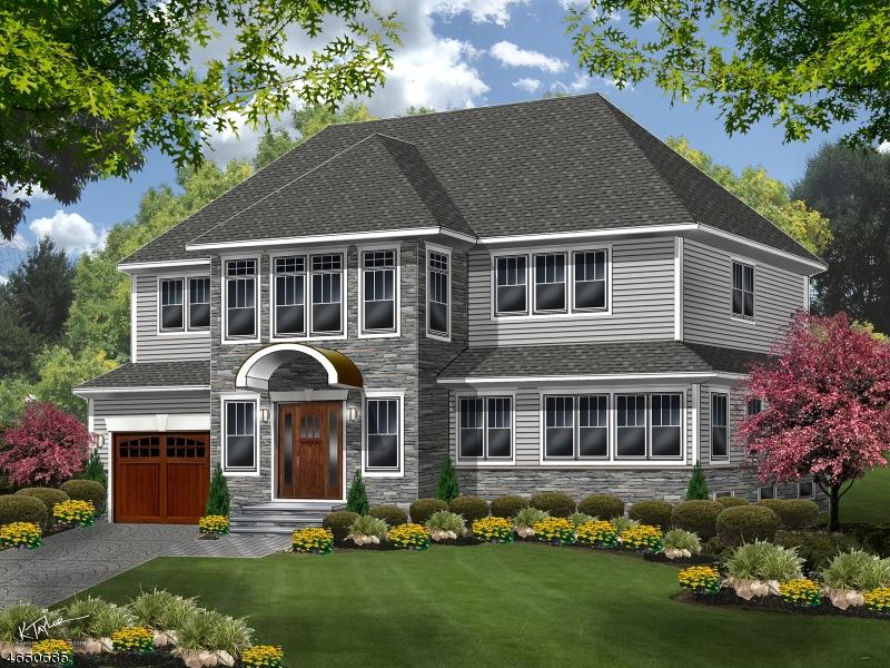 独户住宅 为 销售 在 76 Hazelhurst Avenue 格伦洛克, 07452 美国