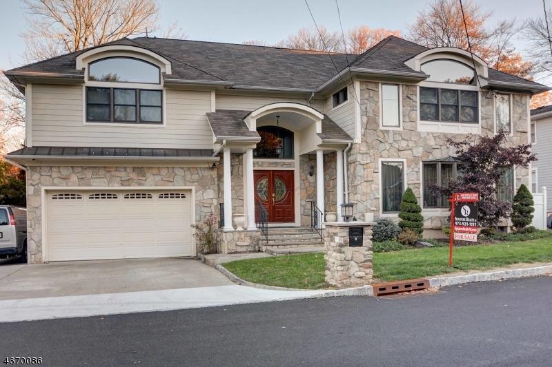 Частный односемейный дом для того Продажа на 1257 Cedar Avenue Mountainside, 07092 Соединенные Штаты