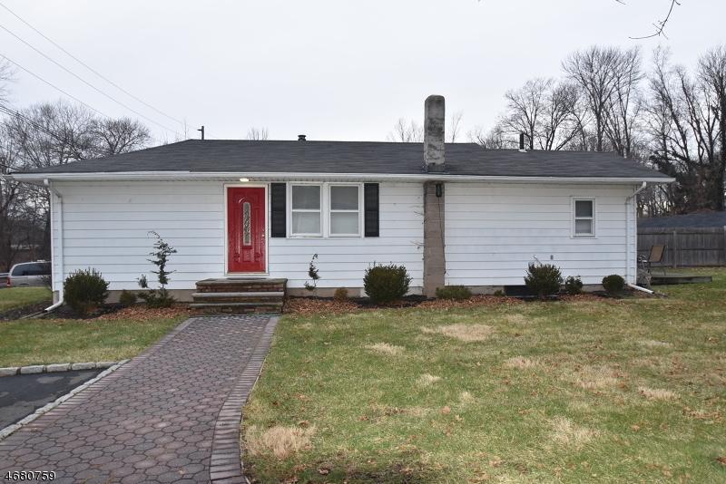 Maison unifamiliale pour l à louer à 184 Fairfield Road Wayne, New Jersey 07470 États-Unis