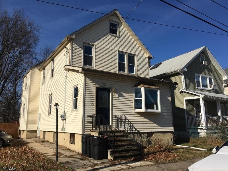 Mehrfamilienhaus für Verkauf beim 75 Gless Avenue 75 Gless Avenue Belleville, New Jersey 07109 Vereinigte Staaten